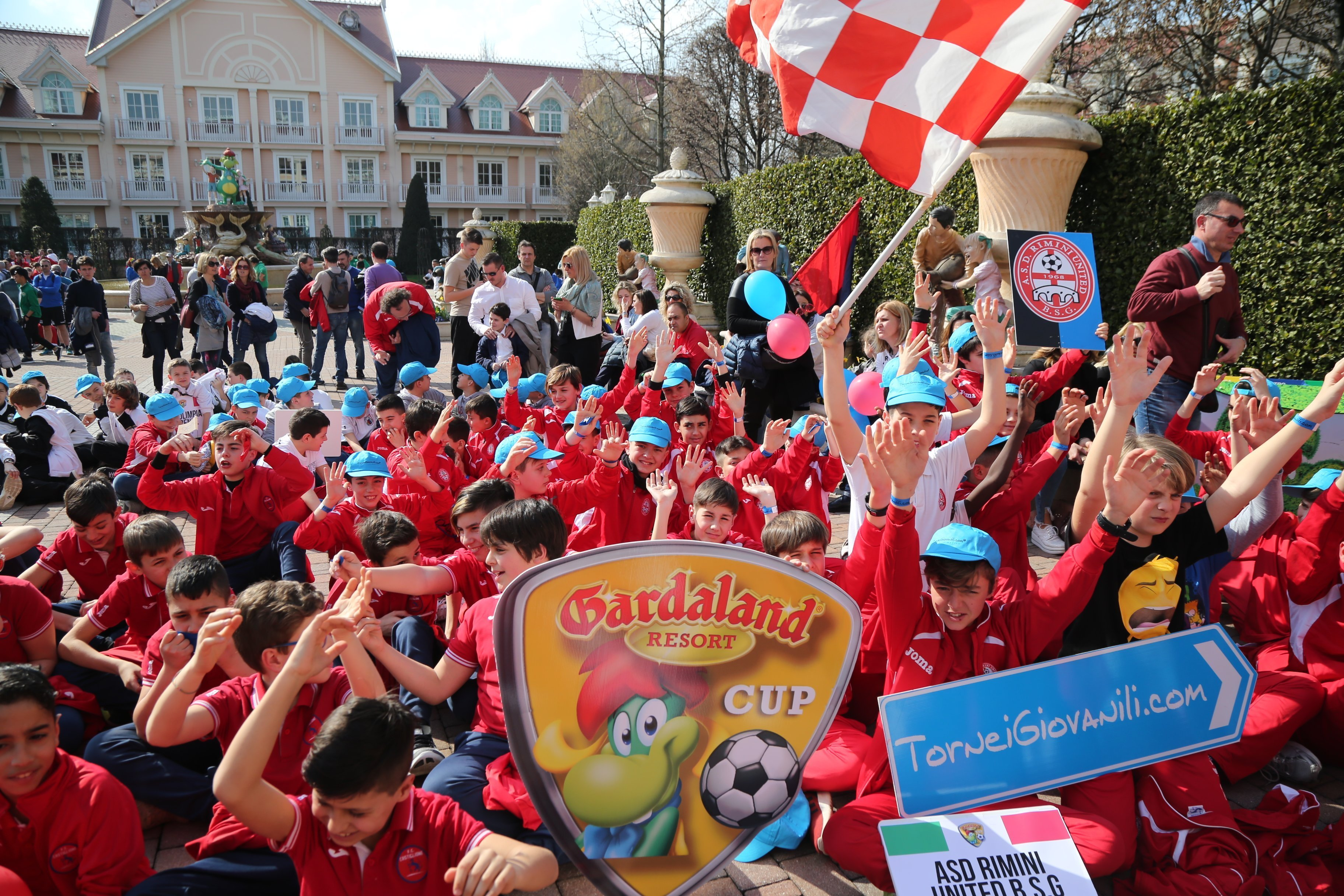 Gardaland Calendario 2020.Gardaland Cup 2020 Torneo Di Calcio Giovanile A Gardaland