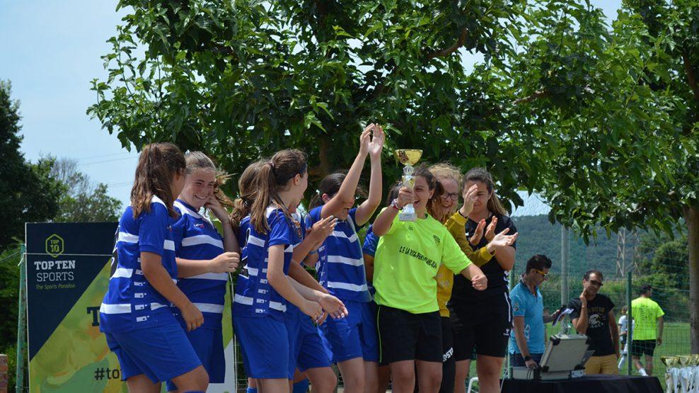 Top Ten Lady Cup