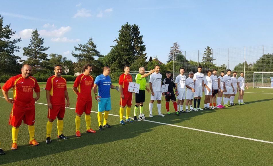 5°Prague Football Cup