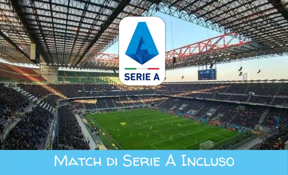MILANO -Amichevole-Ticket Serie A