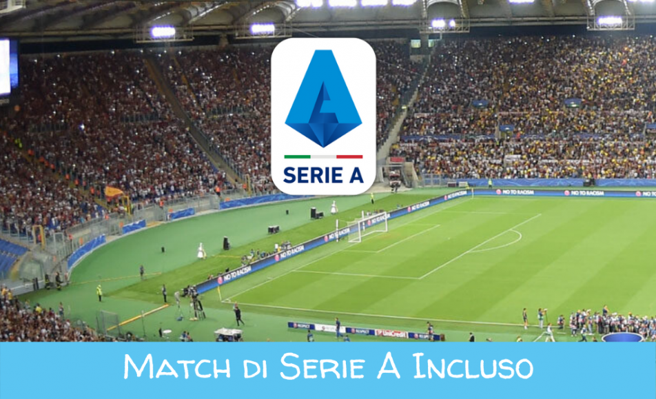 ROMA -Amichevole-Ticket Serie A
