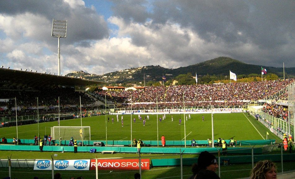 FIRENZE -Amichevole- Ticket Serie A