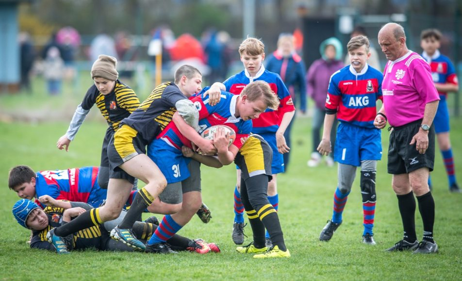 6th Prague Youth Rugby Festival Autumn Edition