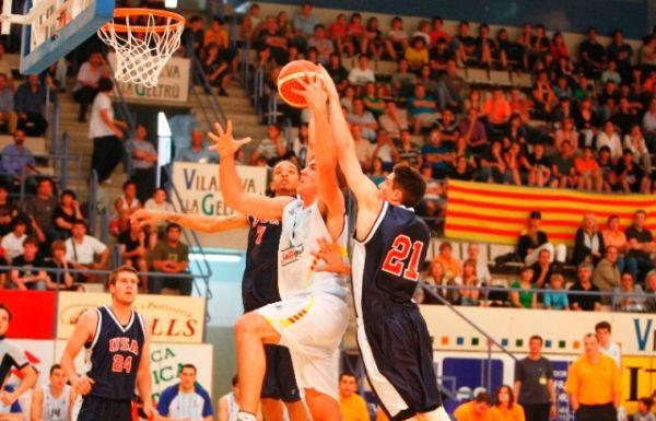 UnitedWorldGames- Basket