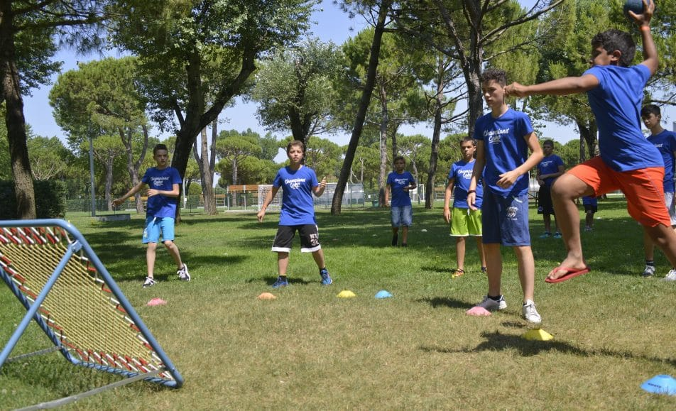 Multisport Camp Marina Romea