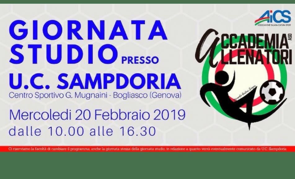 Giornata Studio – U.C. SAMPDORIA