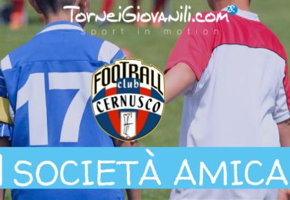 TorneiGiovanili.com presenta: Società Amiche | F.C. Cernusco
