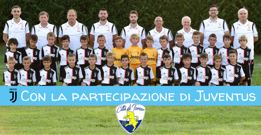 Juventus parteciperà al Trofeo Città di Torino!